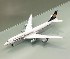 Gemini Jets 1/400 Lufthansa Boeing 747-8 Siegerfliger D-ABYI die cast model