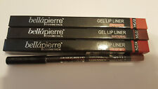Bella Pierre Cosmetics  Waterproof Gel Lip Liner  NEW - Multiple Colors