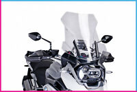 PUIG TOURING SCREEN BMW R1200 GS/ADVENTURE-EXCLUSIVE-RALLYE 2018 CLEAR
