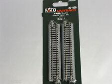 Kato n gauge Unitrack Straight 124mm 4 pieces 20-020