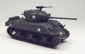 Dinky M4A3(76) Sherman Tank 1/72 Scale Diecast Model