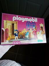 New Playmobil Victorian Mansion Dollhouse Parents Bedroom Set #5321 sealed Box