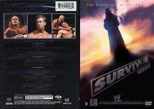 Official WWE Wrestling Survivor Series 2005 PPV DVD