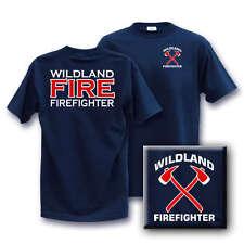 WILDLAND FIRE XL T-Shirt X-LARGE