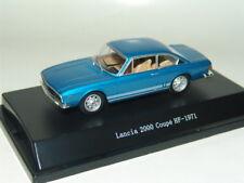 LA LANCIA 2000 COUPE HF1971 BLUE VINCENNES 1:43STARLINE