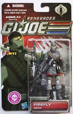 "FIREFLY Cobra HASBRO Renegades GI JOE The 30th Anniversary 3.75"" ACTION FIGURE"