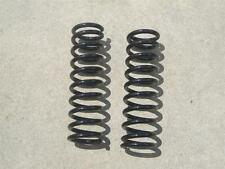"1955 - 1957 Chevy Bel Air 150 Front 1"" Drop Lowering Coil Springs DISPLAY SALE"