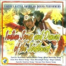 Various Artists - Indian Songs & Dancesof Southwest [New CD] Holland - Import
