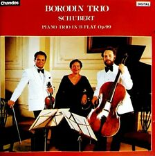 Schubert Piano Trio in B flat OP.99- Borodin Trio