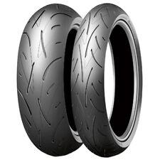 Dunlop Sportmax  D214 Front & Rear tyre tyres 180/55 / 17 & 120/70 /17