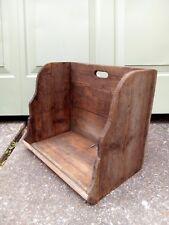 Vintage Woodern Box Shelf