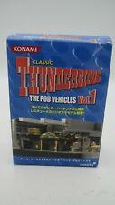 Gerry Anderson Konami  Models THUNDERBIRDS ELEVATOR CARS