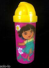 DORA kids Girls Water Drink Bottle Flip n Sip Tumbler BPA FREE ZAK Design NEW