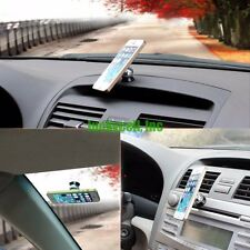 Universal 360 Degrees Car Mount Sticky Magnetic Stand Holder For iPhone/Samsung