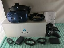 Vive Virtual Reality HTC Cosmos Blue Headset For Windows PC & Console - USED