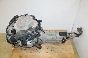 JDM 03-06 Nissan 350Z Infiniti G35 VQ35DE Engine 6 Speed RWD Trans 3.5L V6 VQ35