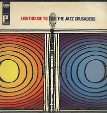 Jazz Crusaders LP Lighthouse '68 *MISPRESS* EX/VG+ Side B is on both sides