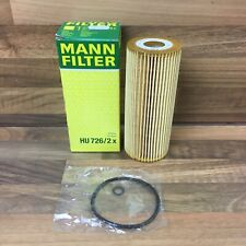 MANN-FILTER Oil Filter HU 726/2 x Car Part Filtration