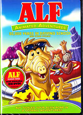 Alf Animated Adventures - Vol. 1: 20, 000 Years in Driving School and Other...