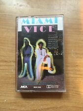Miami Vice Music From The Television Series Cassette Tape 1985