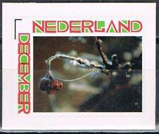 Persoonlijke decemberzegel 2011 2897 zelfklevende rolzegel geknipt los exemplaar
