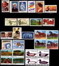 1985 US Commemorative Stamp Year Set Mint Fresh