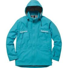 Supreme Taped Seam Jacket - Teal Blue & 3M Reflective - XL Extra Large - DS NEW