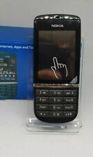 Nokia Asha 300 - Graphite (Unlocked) Smartphone - 2 Years warranty