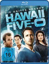 DANIEL DAE KIM,ALEX O'LOUGHLIN SCOTT CAAN-HAWAII FIVE-0-SEASON 3  6 BLU-RAY NEUF