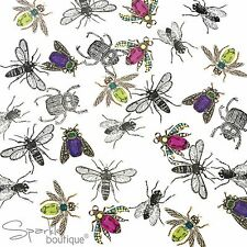 CREEPY BUG TABLE SCATTER - Luxury Halloween Confetti Decoration - 2D Insects