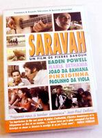 SARAVAH - Pierre BAROUH - dvd Très bon état