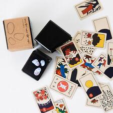 Korean Traditional Trump Playing Cards Plastic Case Hwatu Hanafuda Souvenir Gift