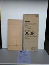 Il Les Cuisines en chêne style Shaker 600 x 278 mm plaque bridgeing Four Logement Porte Pack d