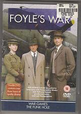 FOYLE'S WAR - war games / the funk hole DVD