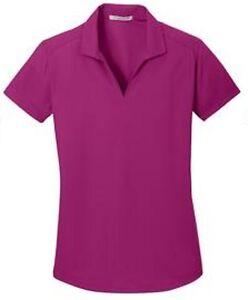Port Authority Ladies Dry Zone Dri-Fit Golf Polo Shirt Size XS-4XL NEW L572
