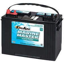 DEKA GENUINE NEW 27M6 MARINE MASTER 1050AMP CRANKING POWER STARTING BATTERY