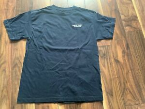 KNOW WAVE Navy Blue T Shirt Size M Sold Out Dover Street Market