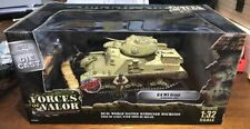 New 1/32 Forces of Valor UK M3 Grant El Alamein 1942 Enthusiast Edition Die Cast