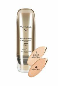 Yonelle Metamorphosis przeciwzmarszczkowy krem CC 2 neutral