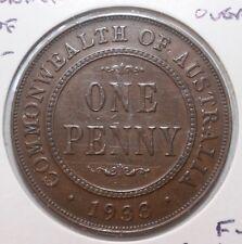 1933/32 OVERDATE Penny gVF