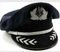 VINTAGE AMERICAN AIRLINES PILOT OFFICER CAP all sizes available