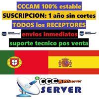 CCCAM CLINES SERVIDORES ESPAÑOLES Usuario y Contraseña PERSONALIZADA (NO CHINOS)