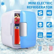 New Listing4L Car Mini Electric Refrigerator Home Electric Cooler Plug Thermal Insulation