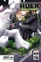 Immortal Hulk #33 750 1st Appearance Thoughtful Man NM unread 2020