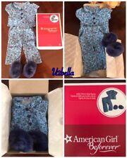 American Girl Molly Pajamas P.J's New In Box Beforever