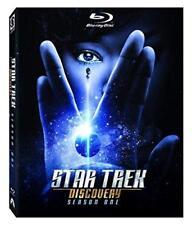 STAR TREK: DISCOVERY - STAGIONE 01  4 BLU-RAY