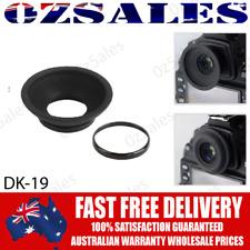 DK-19 Rubber Eyecup Eye Piece for Nikon D500 D5 D810 DF D4 D4S D800 D3X D3S D3