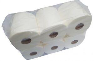 B-Ware 6 x Putztuch Handtuchrolle Putzpapier Küchenrolle 2-Lagig Papier