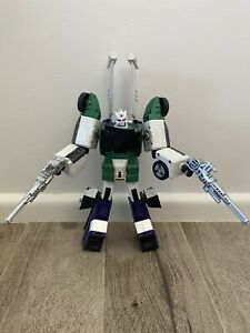 Transformers Decepticon G1 Sixshot Custom Figure