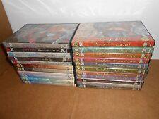 Rurouni Kenshin: Wandering Samurai TV Series vol. 1-22 DVD Complete Lot Anime R1